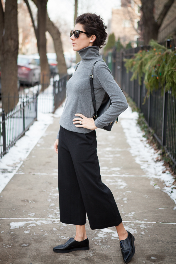 how to wear wide leg cropped pants 2016